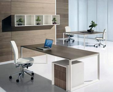 优雅办公室布置